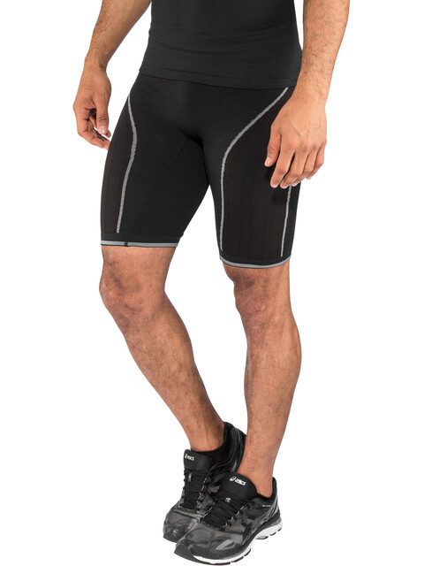 UYN Running Alpha OW Pants Shorts Men Blackboard/Black/Grey